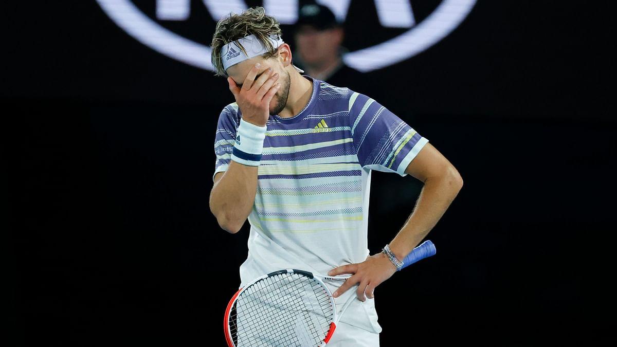 So Near, So Far: Thiem Feels Empty After Australian Open Final