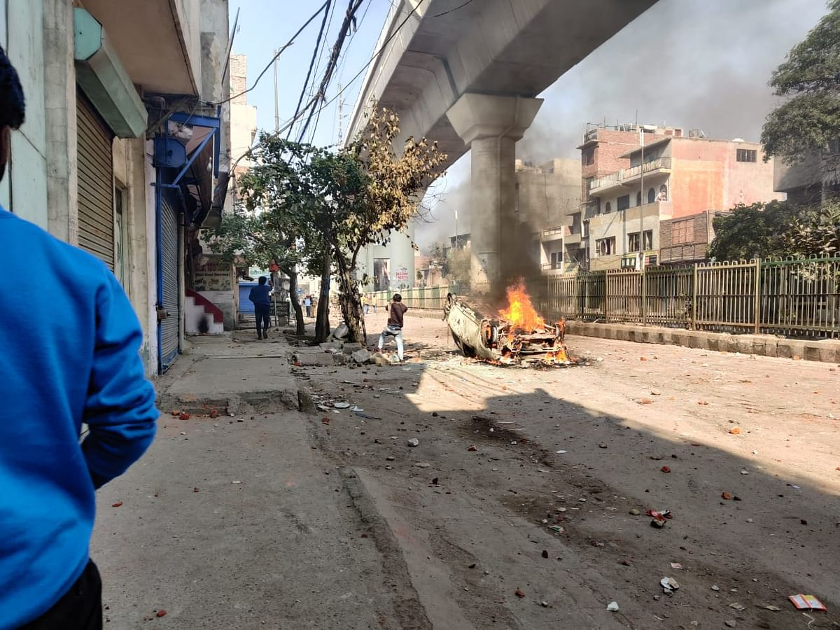 Ground Report: How Clashes Over CAA in NE Delhi Turned Communal