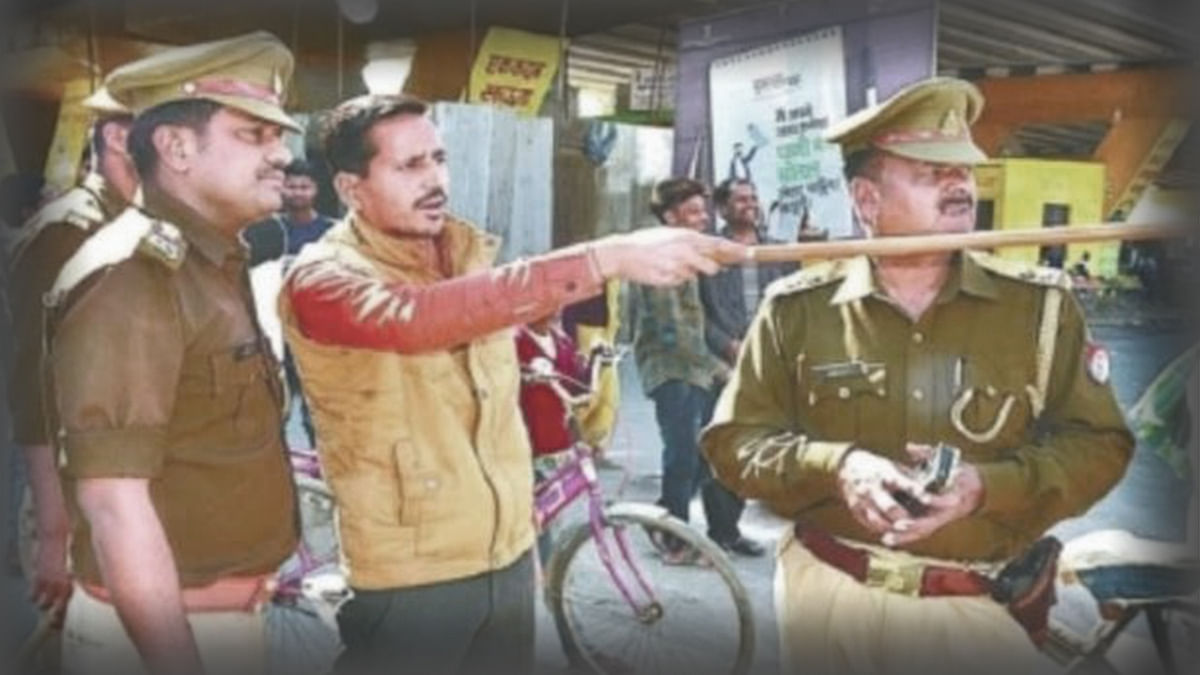 Man Complains to SP About Congestion, Made Traffic CO for 2 Hours