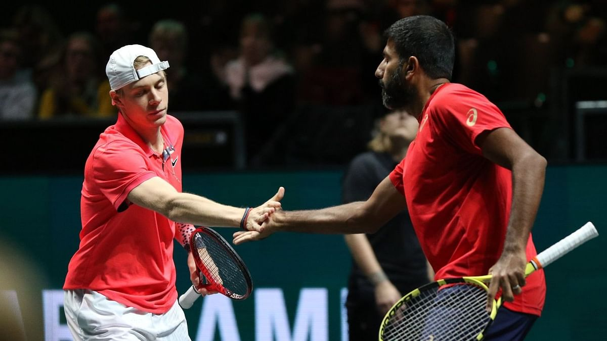 Bopanna-Shapovalov Enter Rotterdam Open Semi-Final