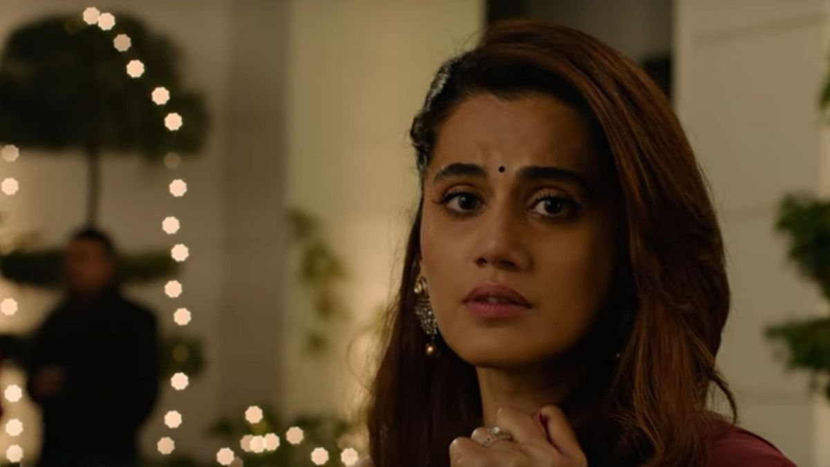 Taapsee Has an Important Message in Thappad's Second Trailer