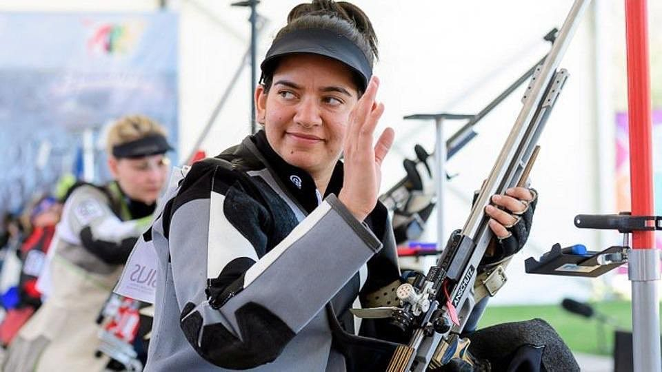 """Anjum Moudgil is """"very confident"""" of doing well in both 10m air rifle and 50m rifle 3 positions at the Tokyo Olympics scheduled to be held later this year."""