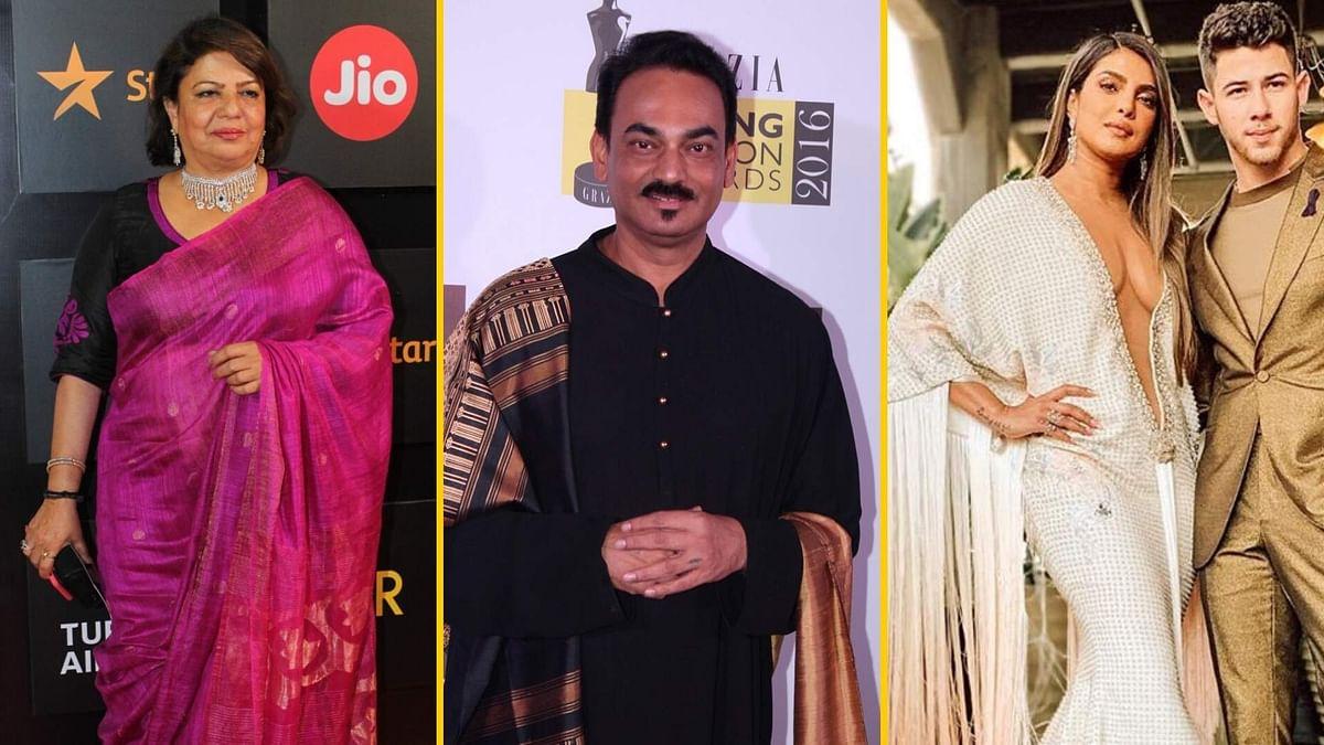 Madhu Chopra has mourned the demise of late designer Wendell Rodricks.