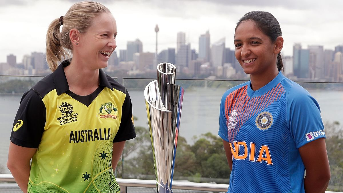 India and Australia are into the Women's Twenty20 Cricket World Cup final.