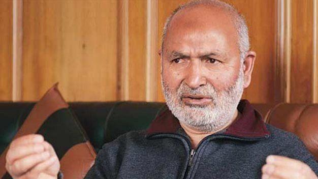 PDP's Naeem Akhtar 6th Major J&K Leader to be Booked Under PSA
