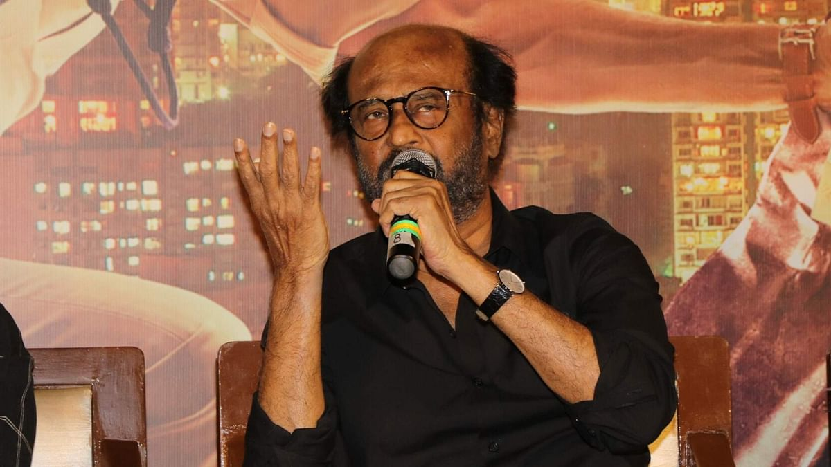 Rajinikanth is reportedly expected to make an announcement later on Monday or on Tuesday regarding his political future.