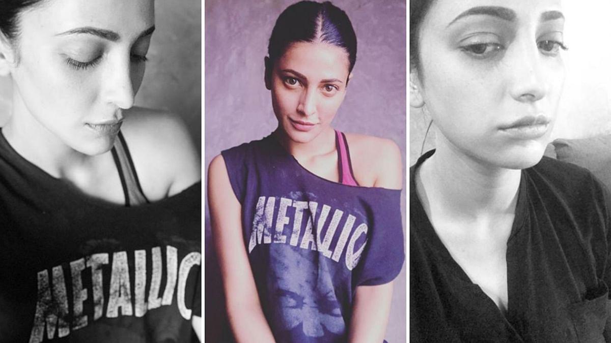 Not Ashamed to Admit I've Had Plastic Surgery: Shruti Haasan