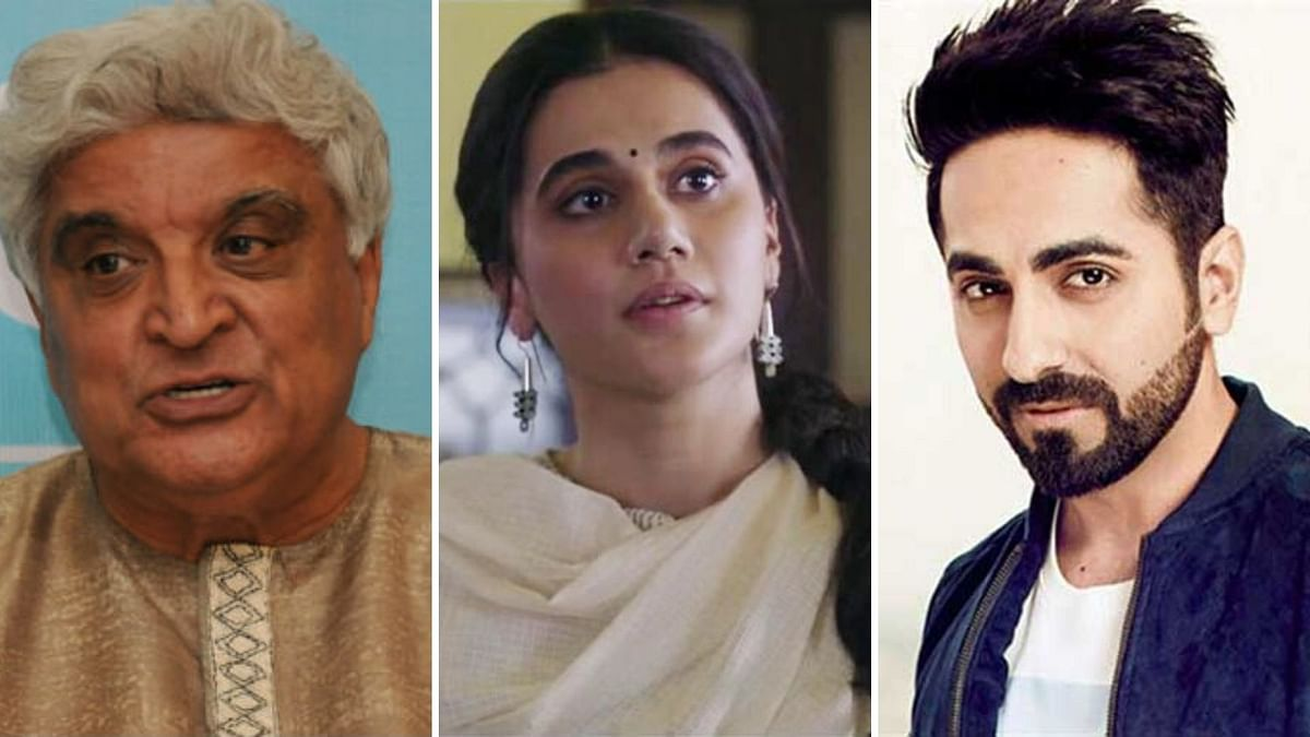 Javed Akhtar, Ayushmann, Dia Mirza Laud Taapsee's 'Thappad'