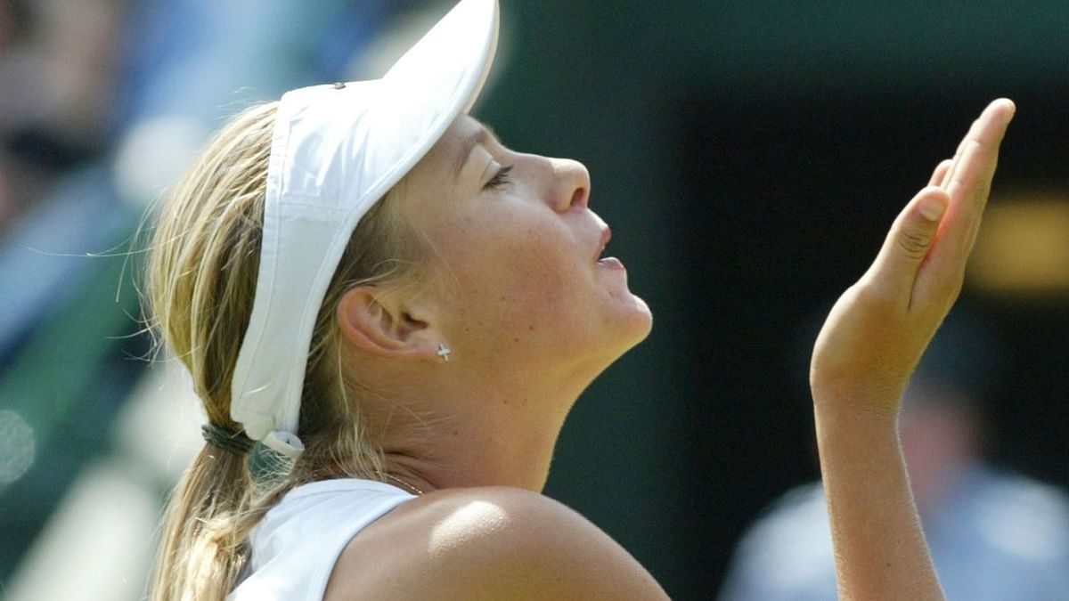 Sharapova's Time in Tennis: Teen Titles, Career Slam, a Doping Ban