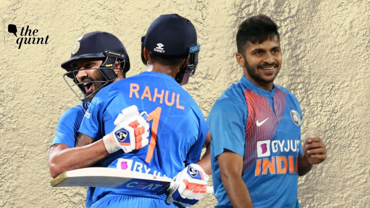 Rahul, Rohit, Shardul Share Honours: Report Card For NZ T20 Series