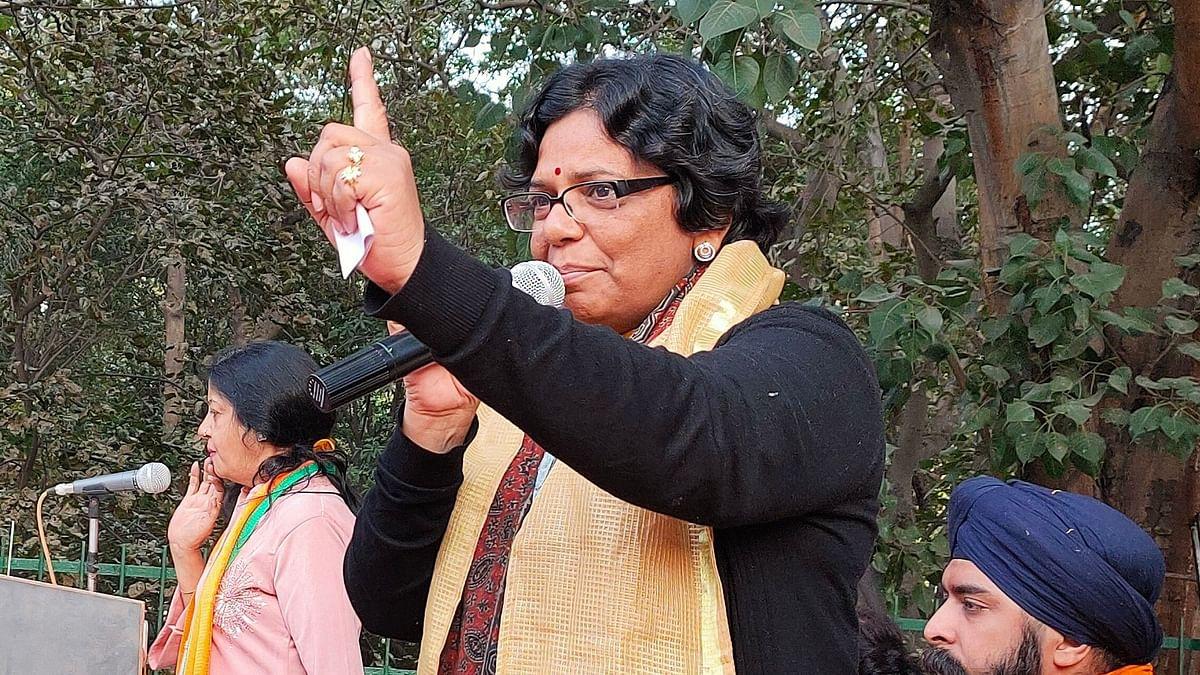 Maharashtra Women's Commission Chief Vijaya Rahatkar Resigns