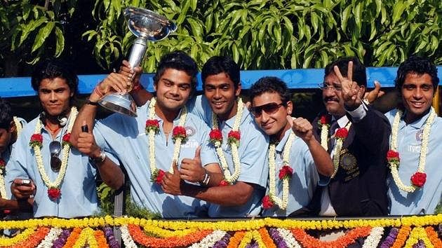 Ravindra Jadeja and Virat Kohli were both part of the under-19 World Cup team, which lifted the silverware in 2008.
