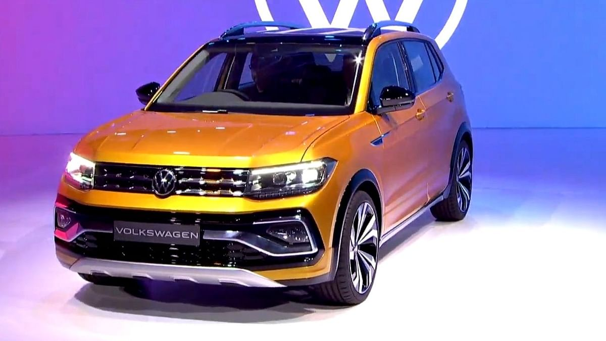 Volkswagen Unveils Taigun Compact SUV in India, Launch This Year