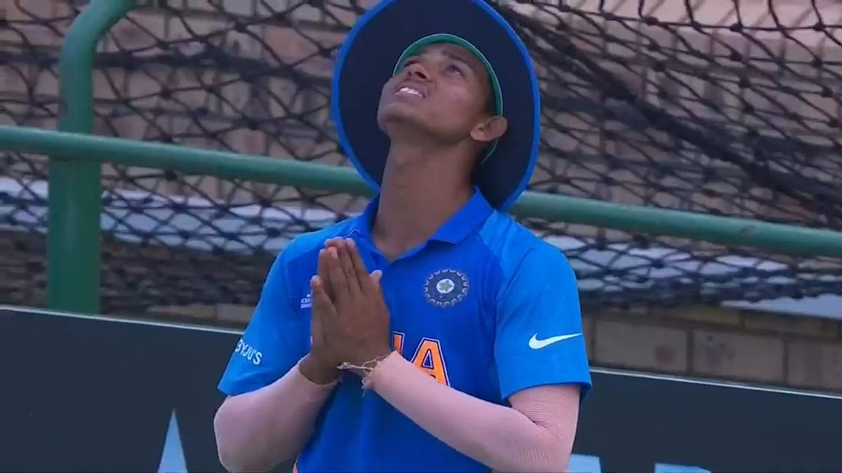 Yashasvi Jaiswal scored 88 off 121 deliveries besides picking a wicket against Bangladesh in the U-19 World Cup final on Sunday.