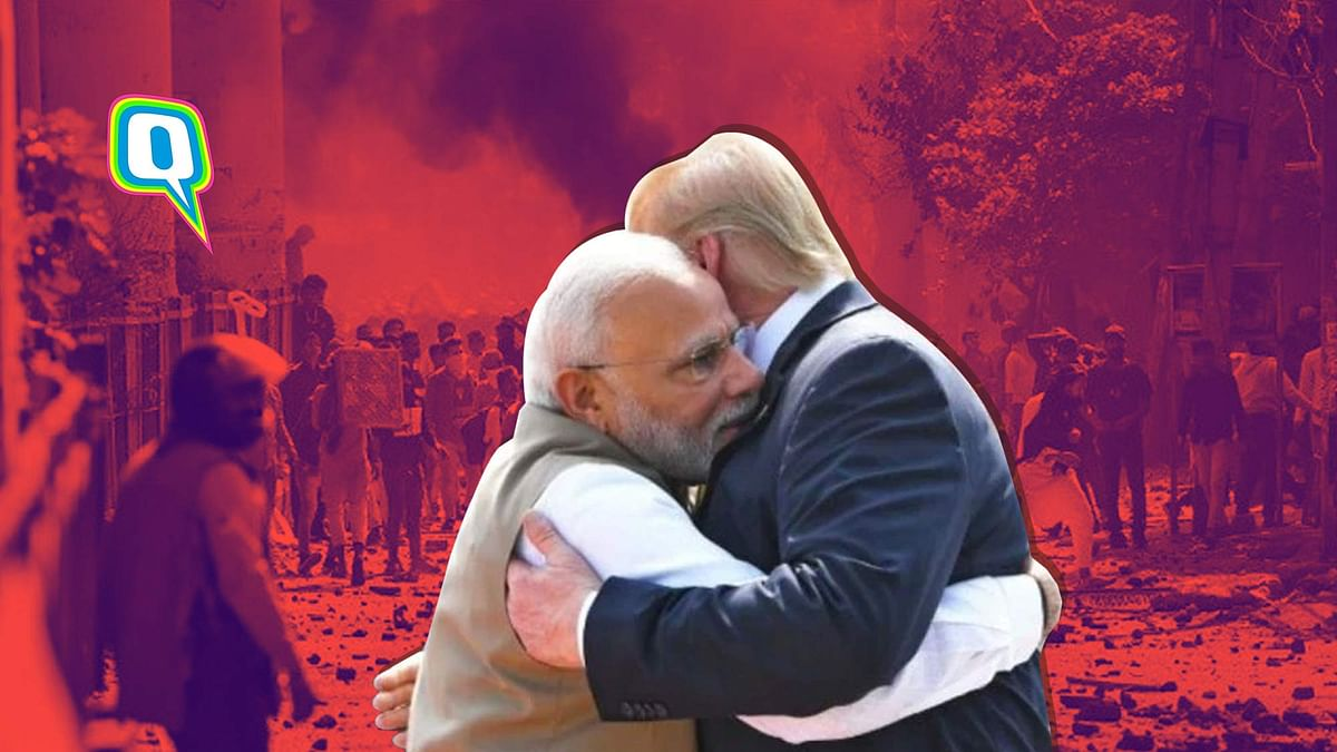 Terrifying Things That Happened As Modi Passionately Hugged Trump