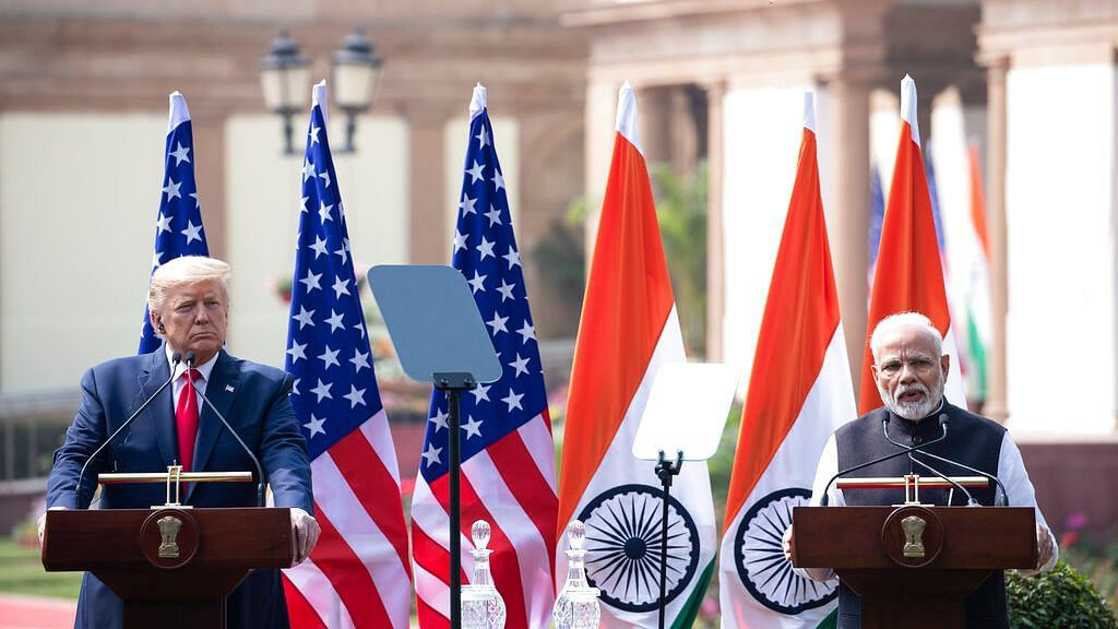 India-US Finalised Defence Deals Worth USD 3 Billion: Trump