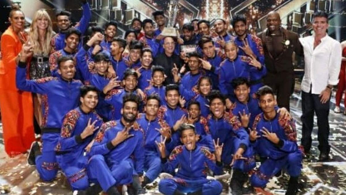 Mumbai dance crew V Unbeatable after winning season 2 of <i>America's Got Talent: The Champions.</i>