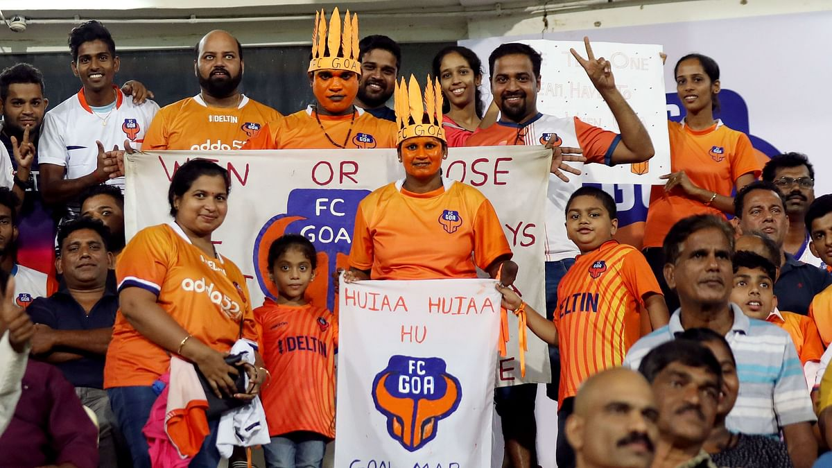 Fans Livid as FC Goa Bans Posters, Banners from Stadium