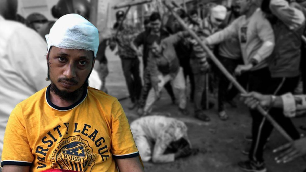 Mob Saw My Cap, Beard & Pounced at Me: Man from Viral Delhi Photo