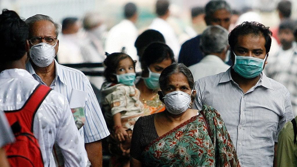 Six SC Judges Infected With Swine Flu As Judge Wears Mask to Court