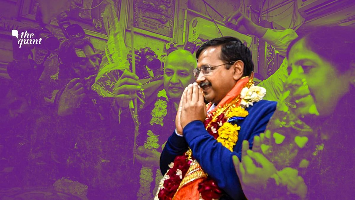 Why Sangh and the Right See Victory in Arvind Kejriwal's Win