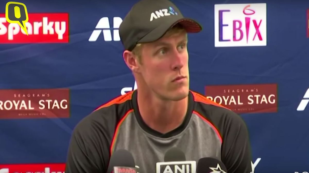 Test Debutant Kyle Jamieson On  Picking Pujara and Virat's Wickets