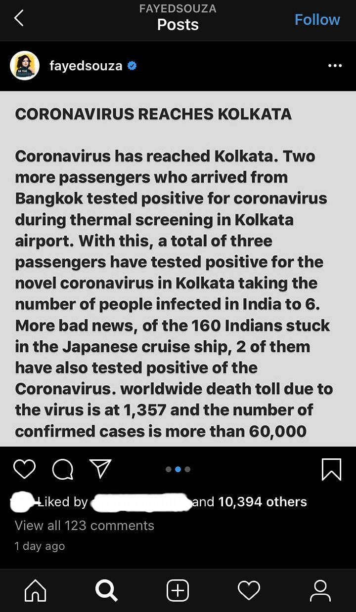 2 Cases of Coronavirus Confirmed in Kolkata? No, Media Misreported