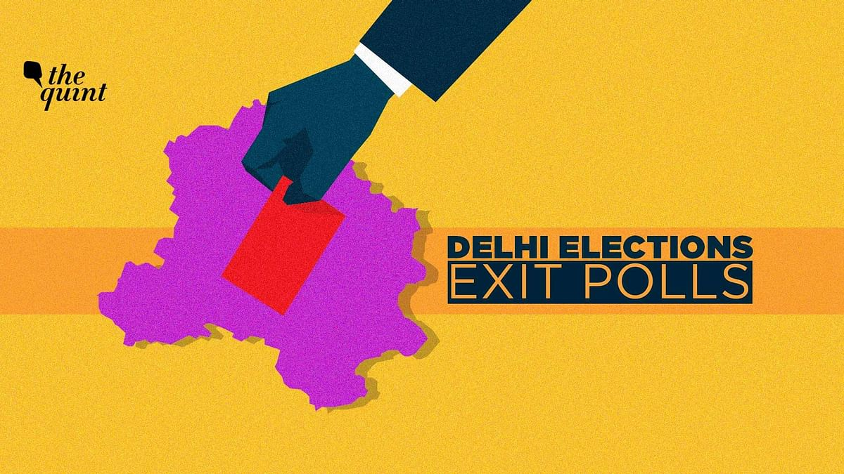 Delhi Elections 2020: Exit Polls Give Comfortable Majority to AAP