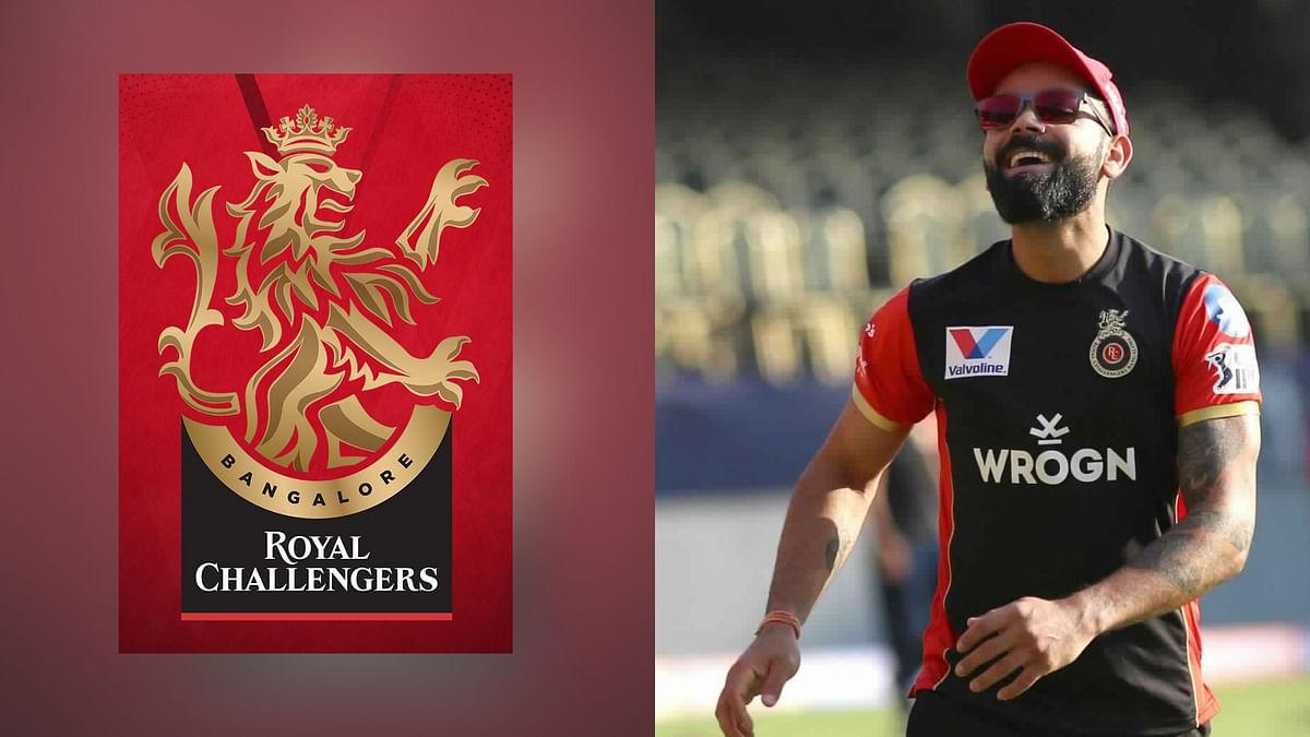 Captain Virat Kohli  'Thrilled' With New RCB Logo for IPL 2020