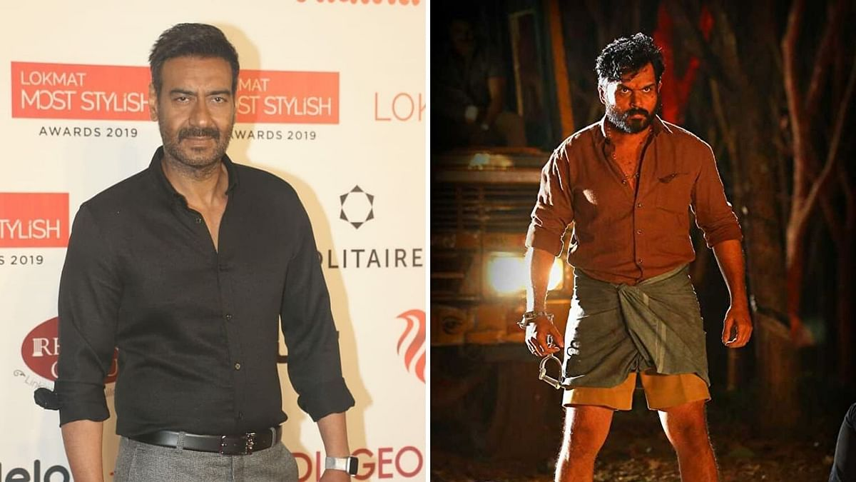 Ajay Devgn to Star and Produce Hindi Remake of Tamil Film 'Kaithi'