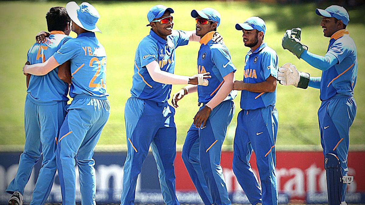 Unbeaten! India's Road to the Final of ICC U-19 World Cup 2020