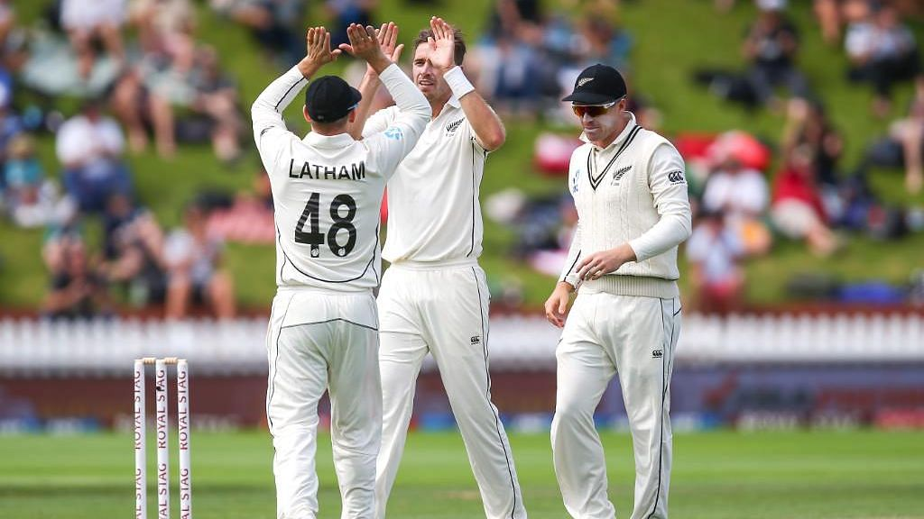 India Bundled out for 165; Southee, Jamieson Share Spoils