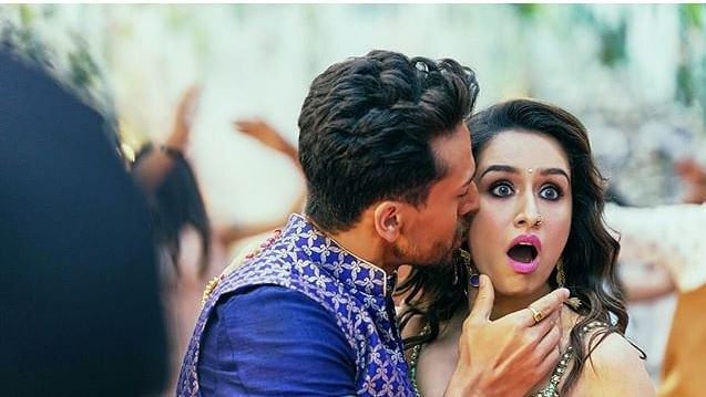 A still from Baaghi 3