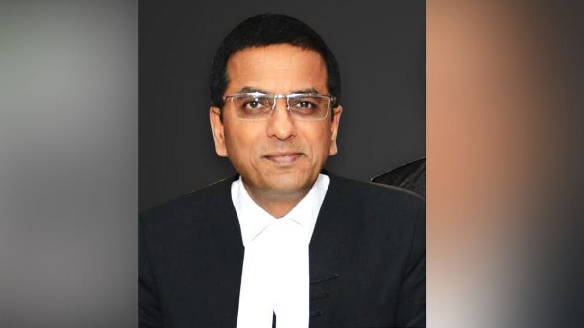 'Dissent, a Safety Valve of Democracy:' Justice Chandrachud