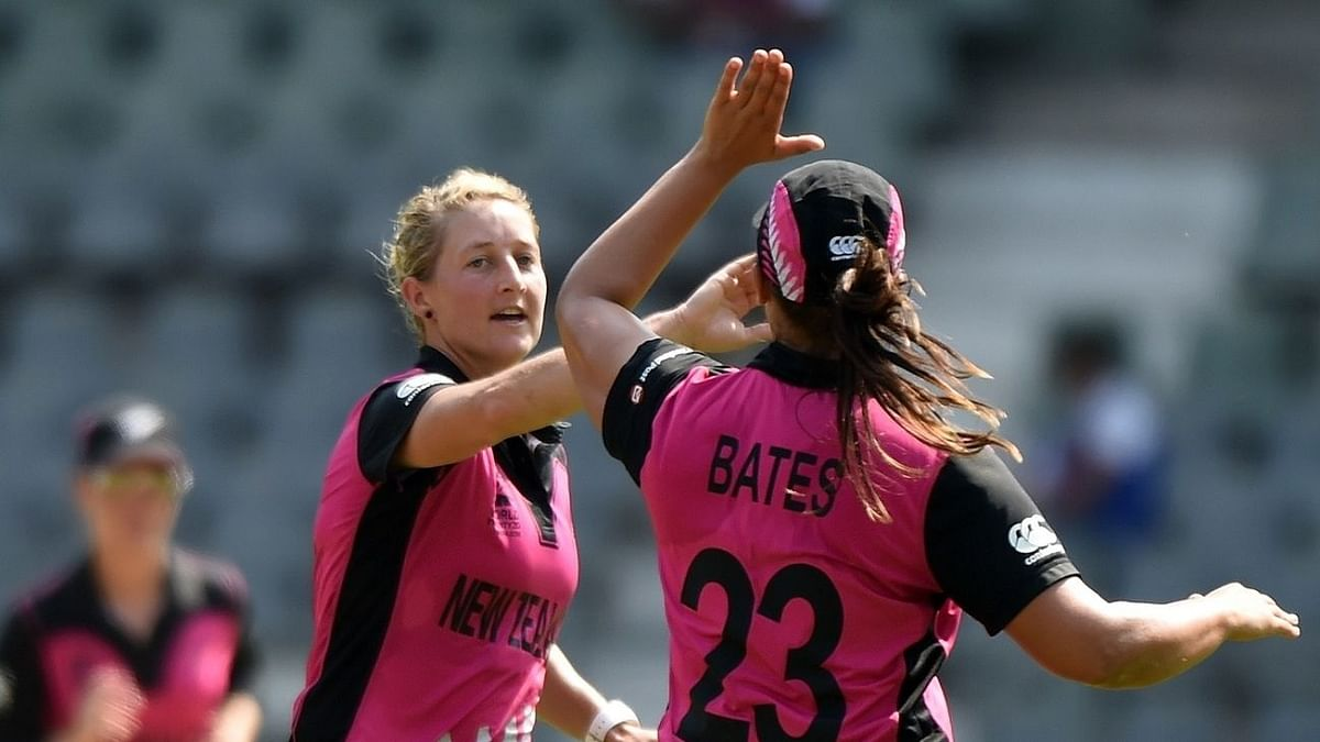 A lot will depend on Sophie Devine (left) and Suzie Bates for New Zealand to go deep into the tournament.