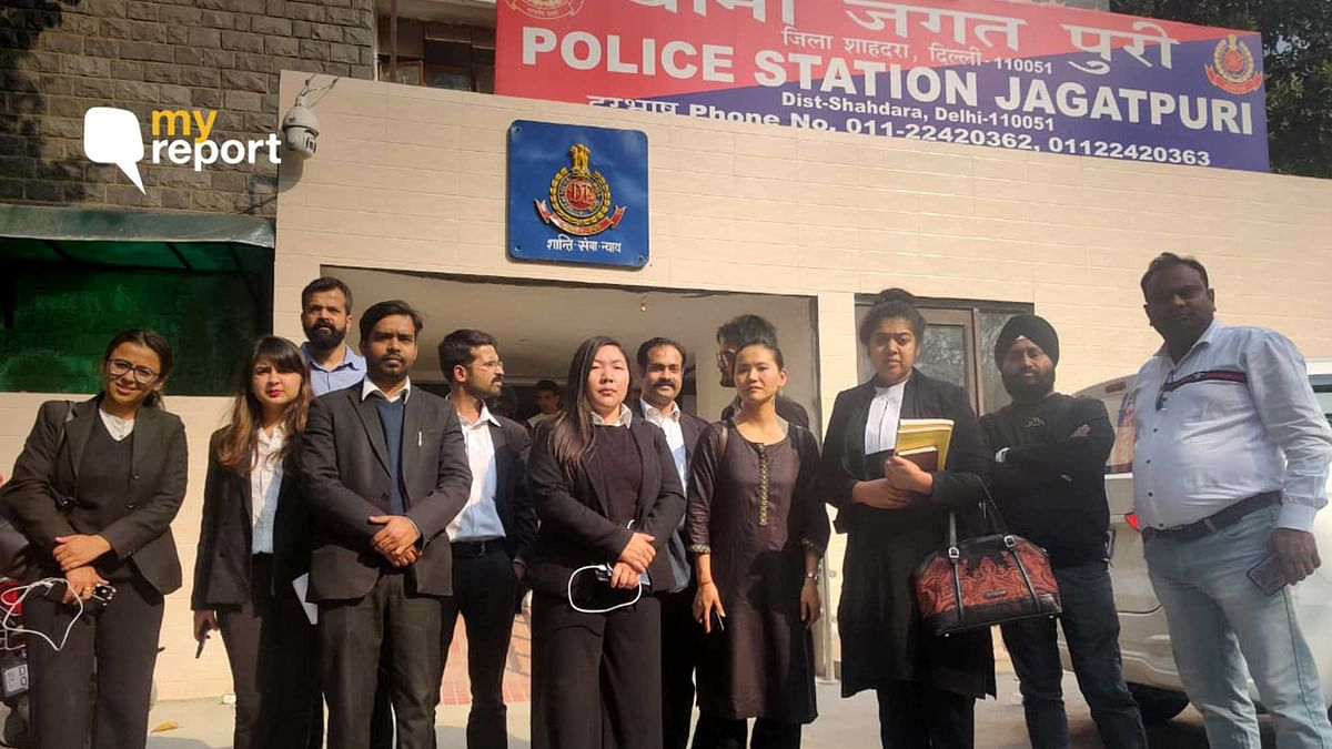 Male Delhi Cops Hit Me, Other Lawyers for Trying to Meet Detainees
