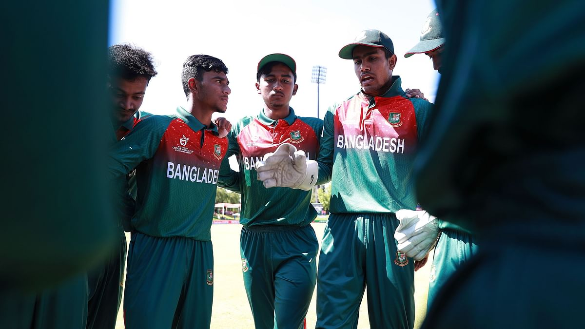 Twitter Hails Bangladesh as They Lift  Maiden ICC U-19 WC Trophy