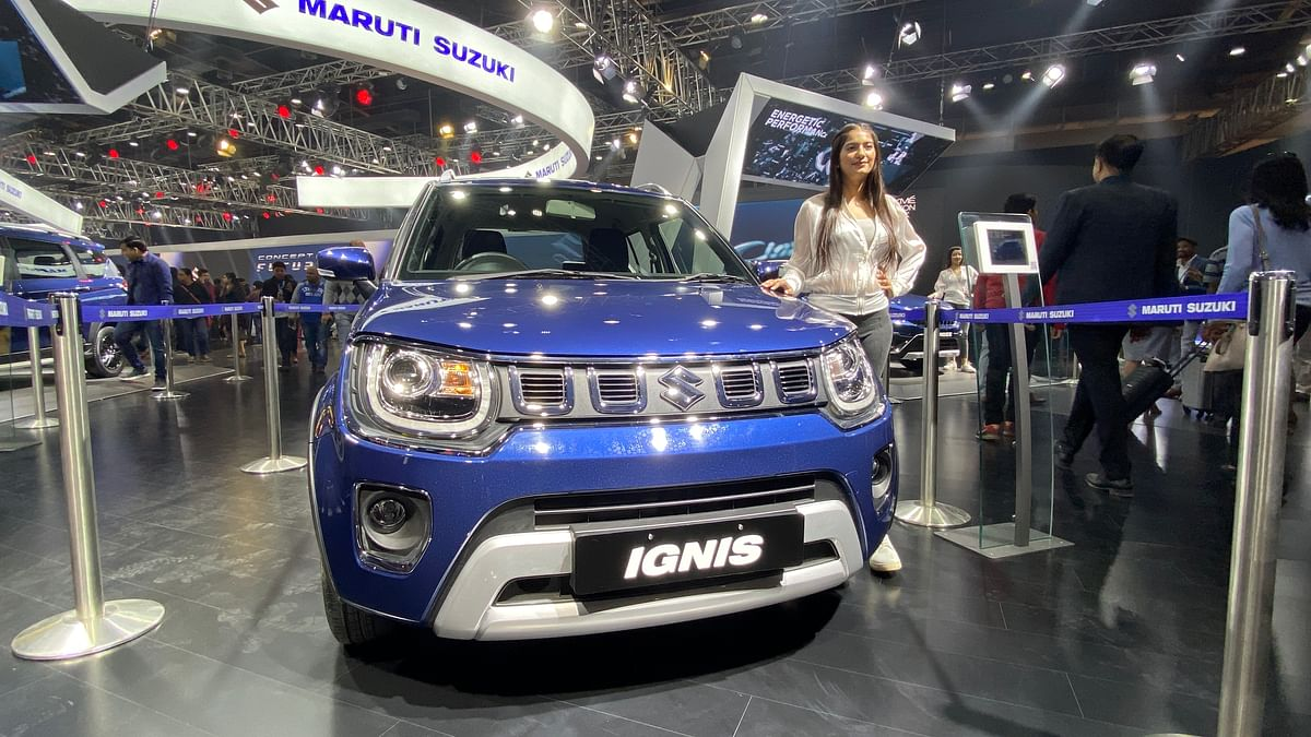 Maruti Suzuki Launches Ignis BS6, Prices Start At Rs 4.9 Lakh