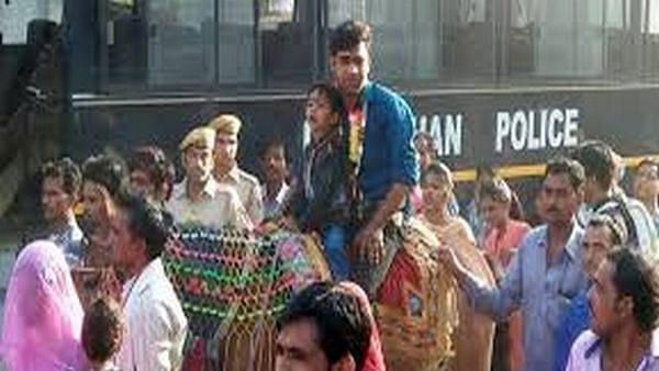 FIR Against 11 for Pelting Stones to Protest Dalit Groom on Horse