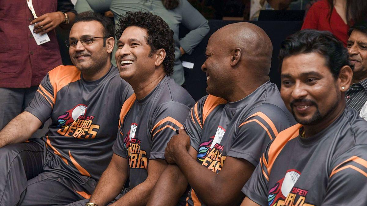 Tendulkar v Lara Again! Legends Return to Cricket Field This March