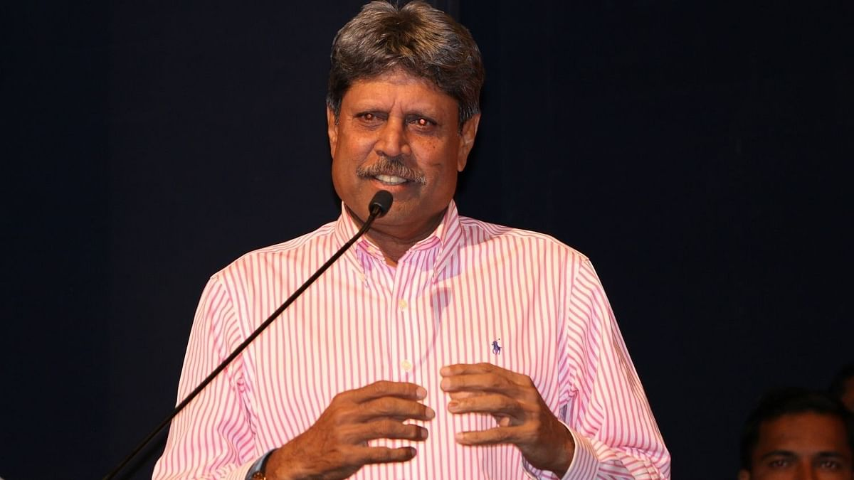 Kapil Dev rejected Shoaib Akhtar's suggestion of an ODI series between India and Pakistan to raise funds to fight coronavirus.
