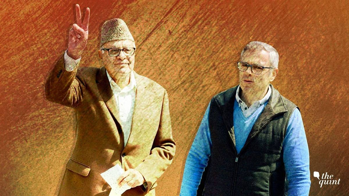 Farooq, Omar Abdullah Move HC For Release of Detained NC Leaders