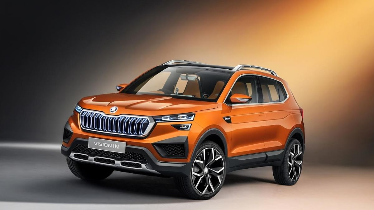 Skoda Vision IN Concept SUV Unveiled, Will Launch in India in 2021