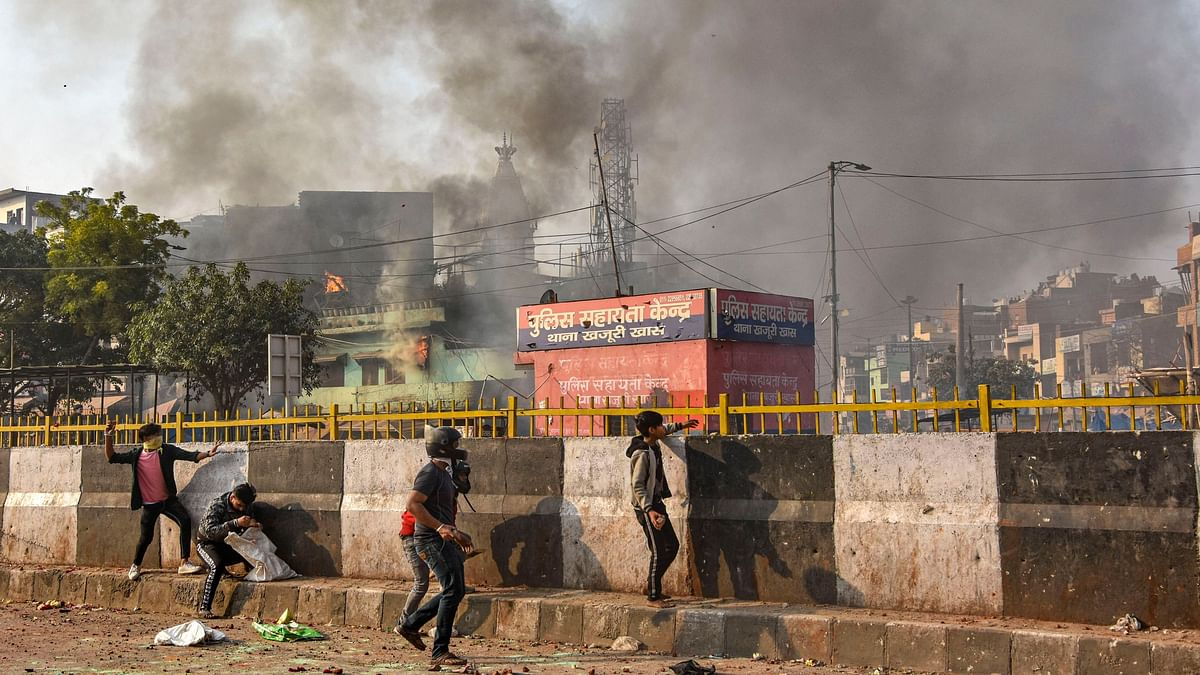 Violence Erupts Over CAA Across NE Delhi, Section 144 Imposed