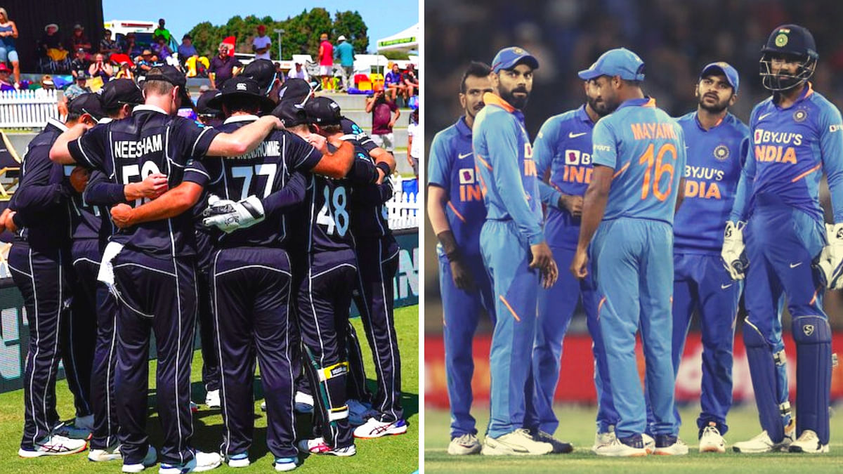 New Zealand beat India by 5 wickets in the third ODI to inflict a 3-0 whitewash on India.