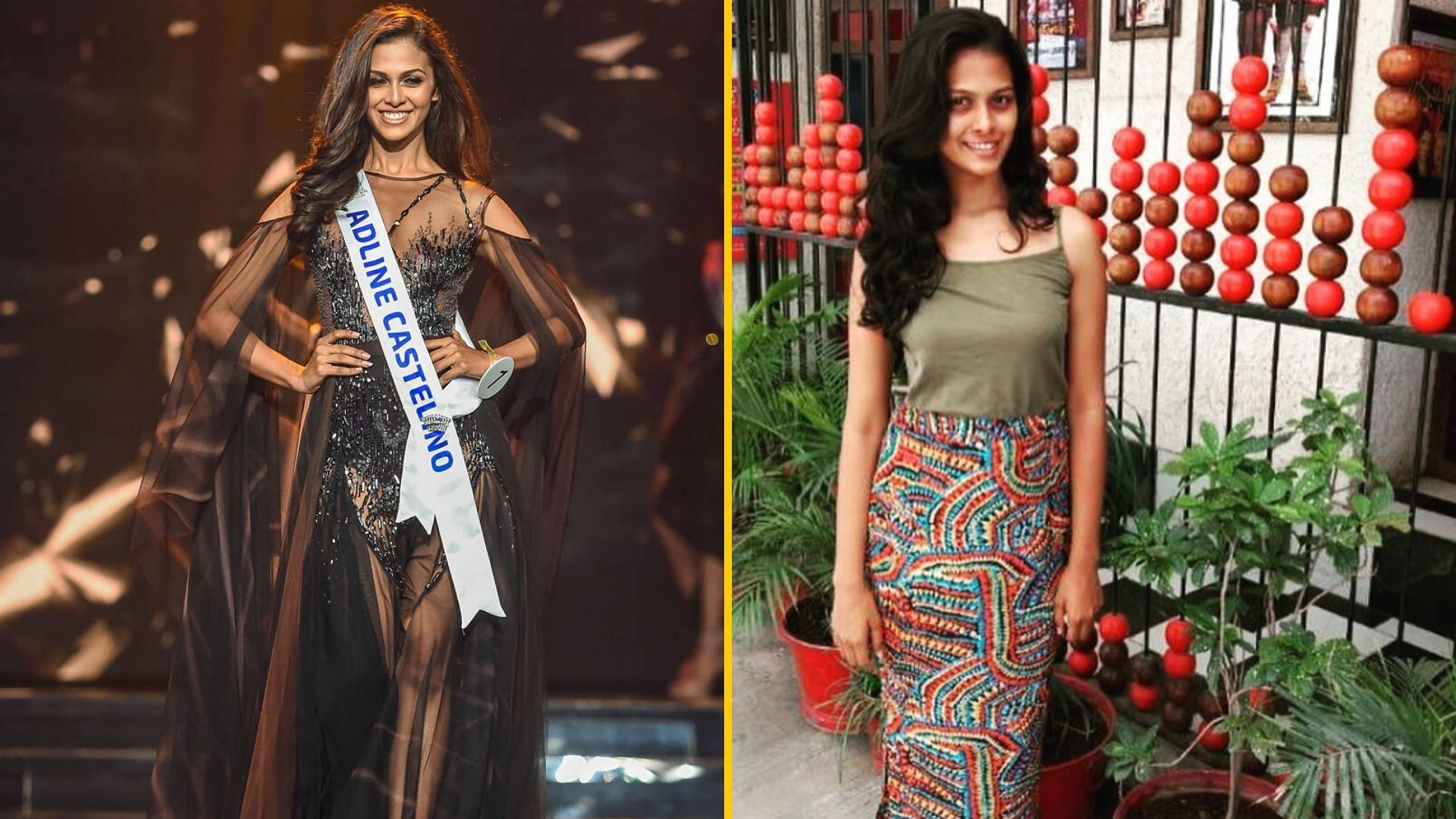 Adline Castelino Wins Miss Diva Universe 2020: Adline Castelino Thinks About the Current State of Affairs in the Country