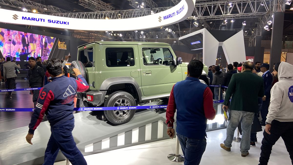 Time to launch the Jimny, Maruti?