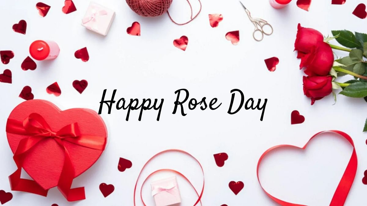 Happy Rose Day Wishes,  images, and quotes in English and Hindi.