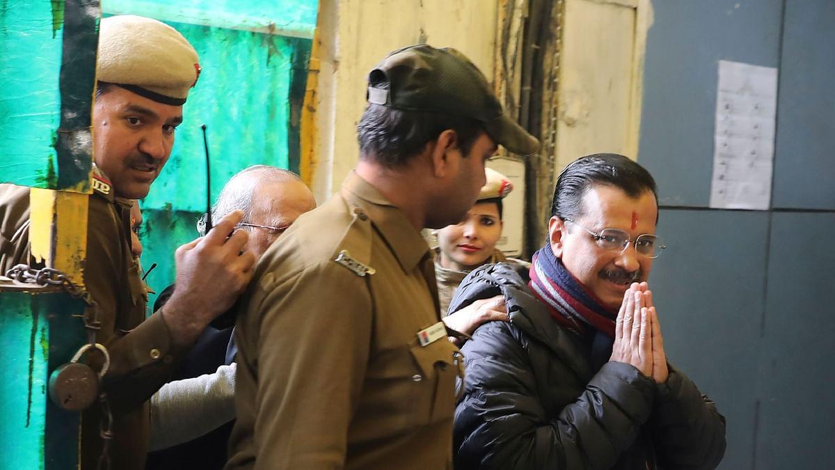 'Absolutely Shocking': Kejriwal on EC Not Releasing Voter Turnout