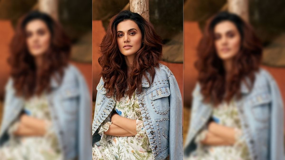 Women's Victimhood is Celebrated in Indian Films: Taapsee Pannu
